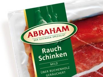 Abraham Rauchschinken Detail